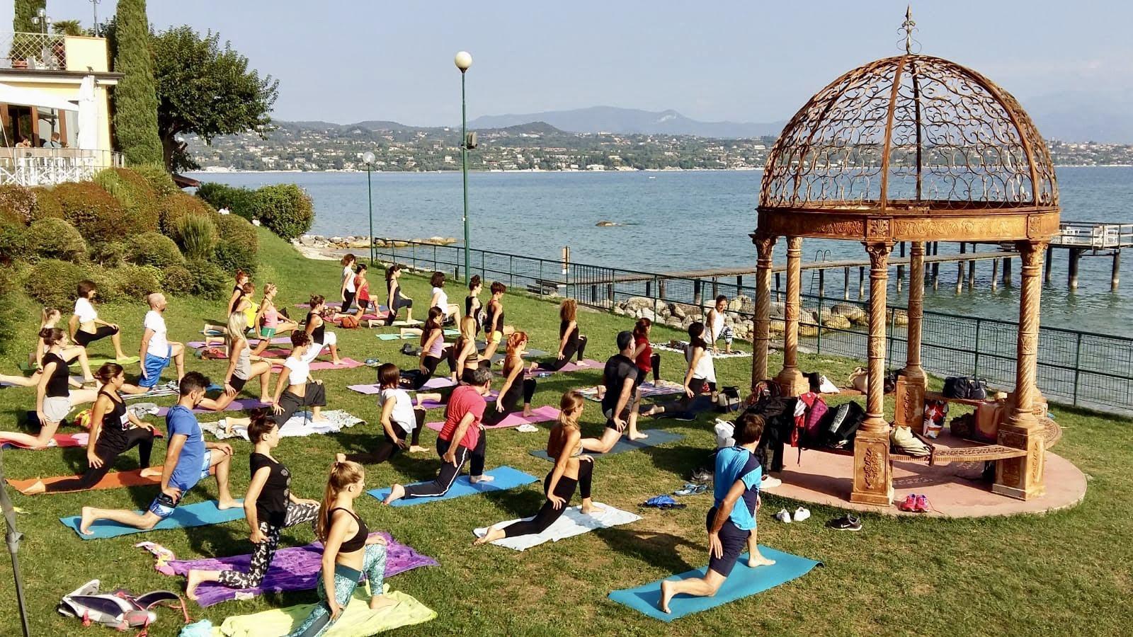 Yoga Lago di Garda