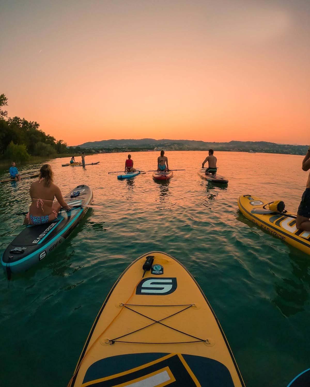 SUP Tour Lago di Garda