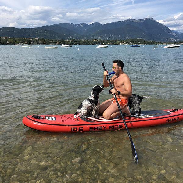 Sup Dog Training
