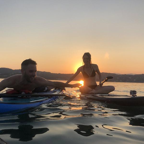 Sunset Sup Tour