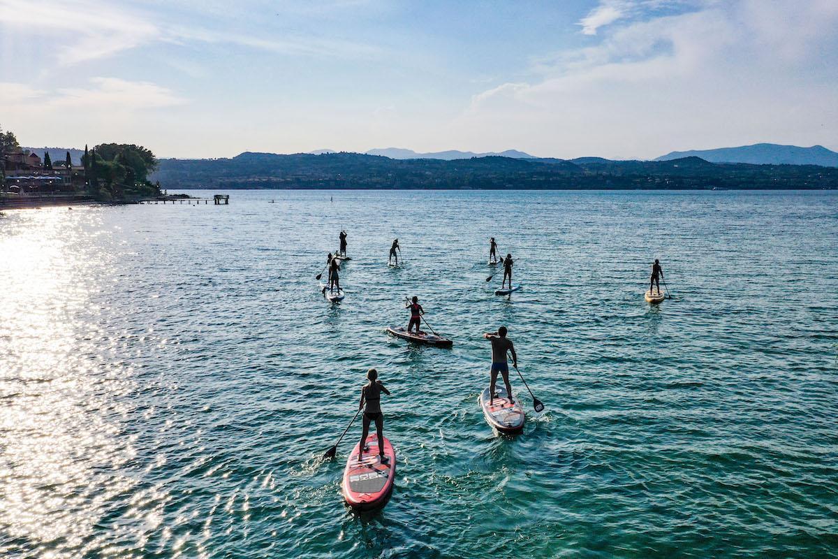 Noleggio SUP, Stand Up Paddle | INDIGO SUP Rent | Yoga | SUP Yoga